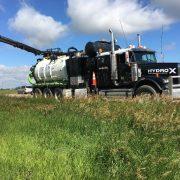 HydroX Regina Excavating